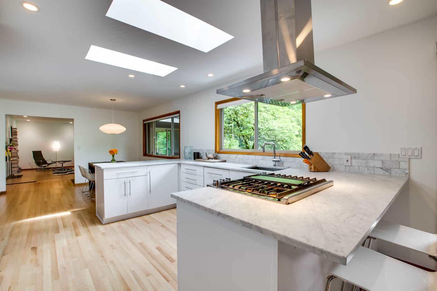 Contemporary Modern Modern Homes Portland