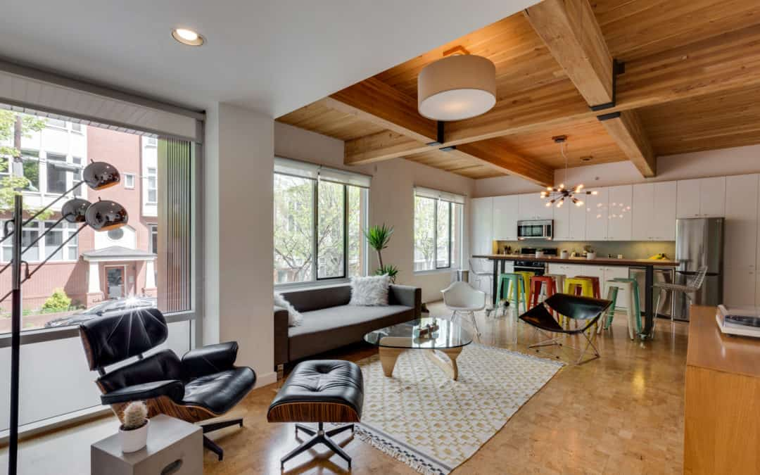 UPDATE SOLD:  Beautiful Modern Loft  in the Heart of the NW District