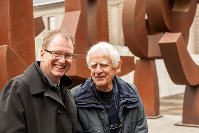 Feature: Lee Kelly, Local Sculptural Icon