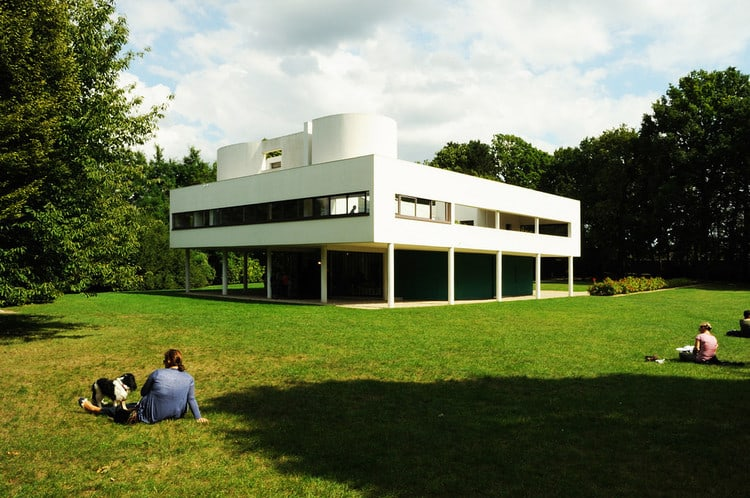 International Style Architecture, or Bauhaus