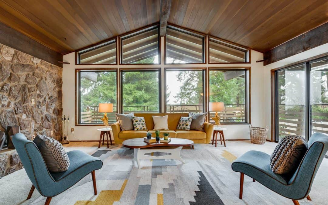 Just Listed – Northwest Style with a Mt Hood View
