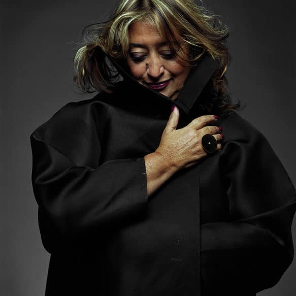 Zaha Hadid: The Queen of the Curve