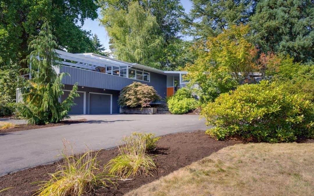 New Listing: Frank Shell Designed Mid Century Modern