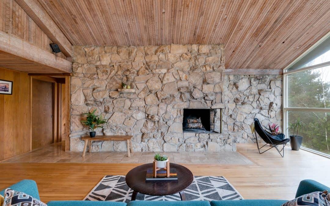 JUST LISTED – Northwest Style Mid Century Modern Dream